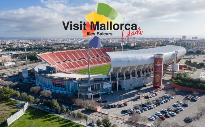 "Son Moix will be called ""Visit Mallorca Estadi"""